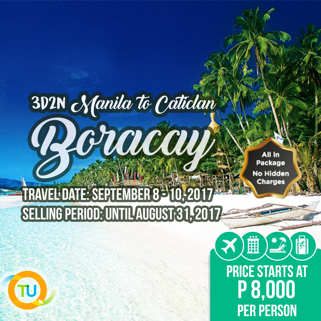 Travel Tour Packages Korea Winter Package 4d3n Boracay All In