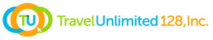 Travel Unlimited 128, Inc. Logo